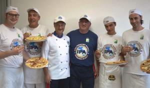 neo Pizzaioli che hanno conseguito il Diploma di Qualifica riconosciuto ed accreditato dalla Regione Abruzzo