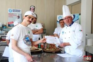 Attestato Pizzaiolo praticante Emanuele Palmieri