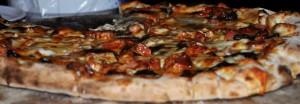 Pizza Diaconato Angelo Ventricina e Tartufo