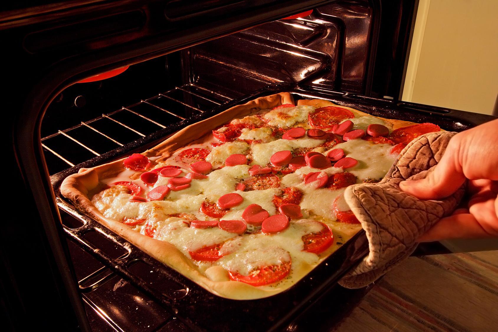 Nicola salvatore i 5 errori da evitare per fare una for Pizza in casa