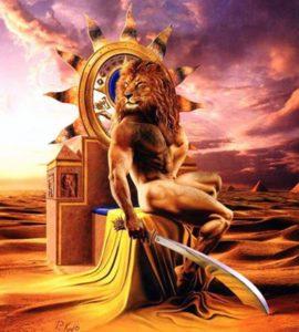 leone immagine segno zodiacale