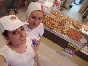 Veronica e Roxsana