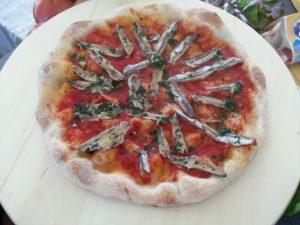 La Mia Pizza Napoletana a semplicemente Italiana