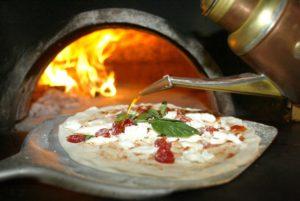 olio evo pizza-margheirta